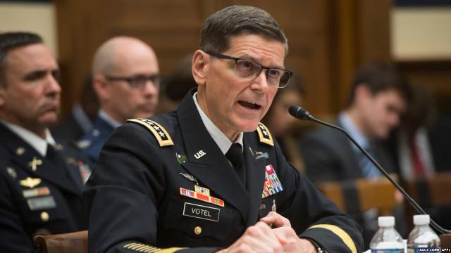 ABD'li komutandan Afrin açıklaması: Uzun vadeli etkisinden endişeliyim