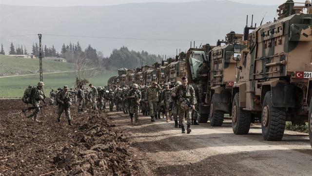 TSK'dan Afrin açıklaması: 3 bin 444 terörist etkisiz hale getirildi