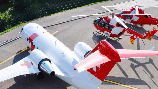 Trabzon'da özel ambulans uçak neden acil iniş istedi?