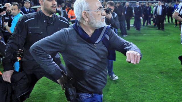 Avrupa Kulüpler Birliği'nden PAOK kararı