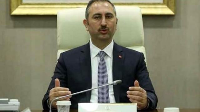 Adalet Bakanı Gül: Düzenleme her partiye Meclis'e girme imkanı veriyor