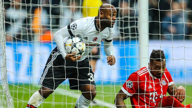 Beşiktaş Avrupa kupalarına veda etti
