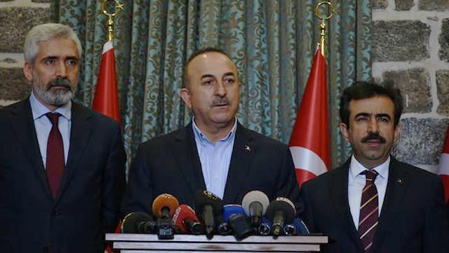 Dışişleri Bakanı Çavuşoğlu: Trump'ın YPG kararı olumlu