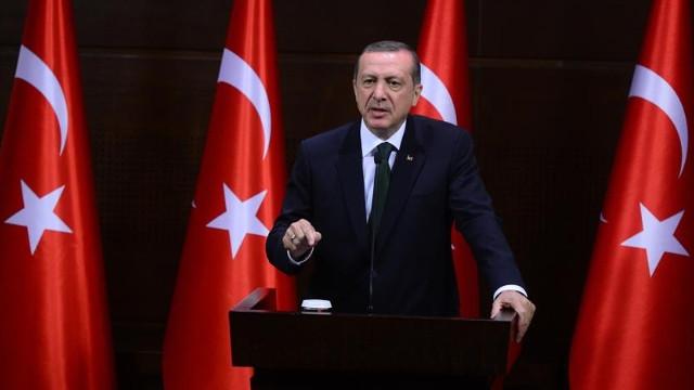 Cumhurbaşkanı Erdoğan: Afrin'de etkisiz hale getirilen terörist sayısı 4 bin 187 oldu