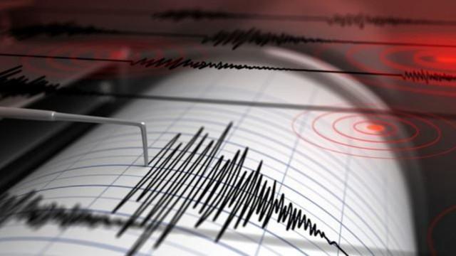 Az önce Antalya'da deprem oldu