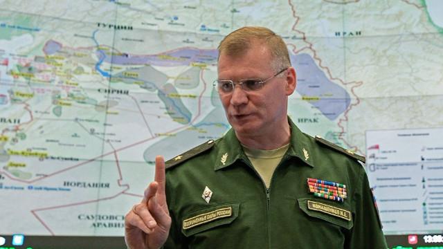 Rusya: İmha edilen yerler için 10 füze yeterli olurdu