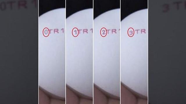 Yumurtalarda kod uygulamalı dönem başladı