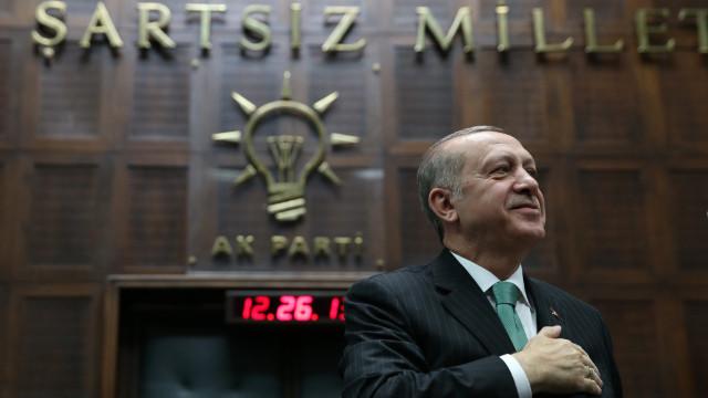 Erdoğan'dan seçim açıklaması: Kasım 2019'da yapılacak