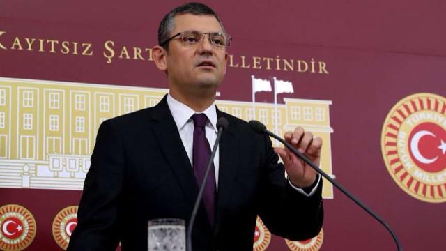 Özgür Özel: MHP, İYİ Parti'nin olmadığı bir seçim istiyor