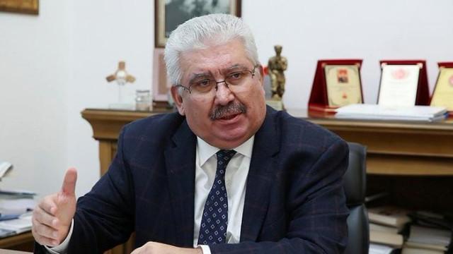MHP Genel Başkan Yardımcısı Yalçın'dan 'Erken seçim' açıklaması
