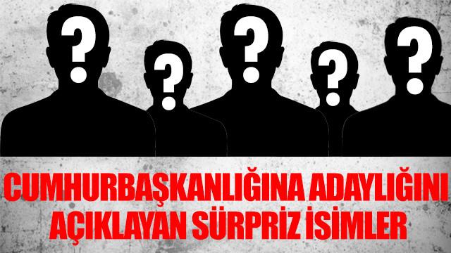 Cumhurbaşkanı adayları kimler olacak? 24 Haziran Cumhurbaşkanı adayları listesi