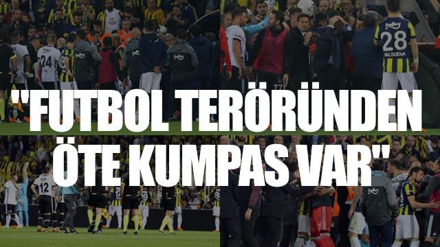 Cumhurbaşkanı Erdoğan: Fenerbahçe, Beşiktaş maçında kumpas var