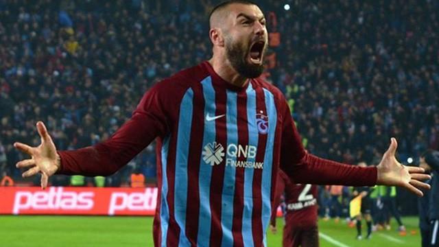 Burak Yılmaz adım adım Beşiktaş'a