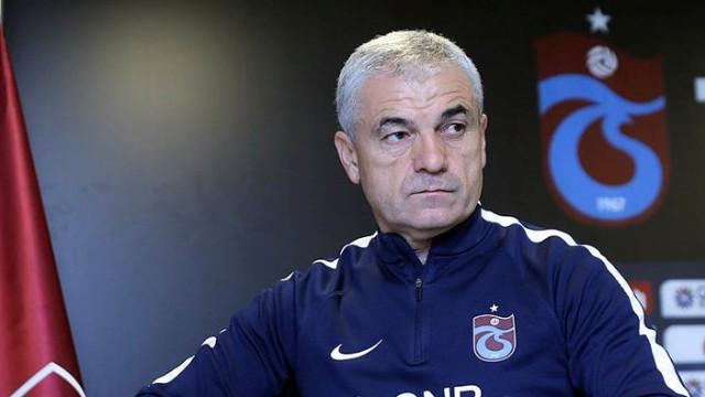 Trabzonspor teknik direktörü Rıza Çalımbay istifa edeceğini açıkladı