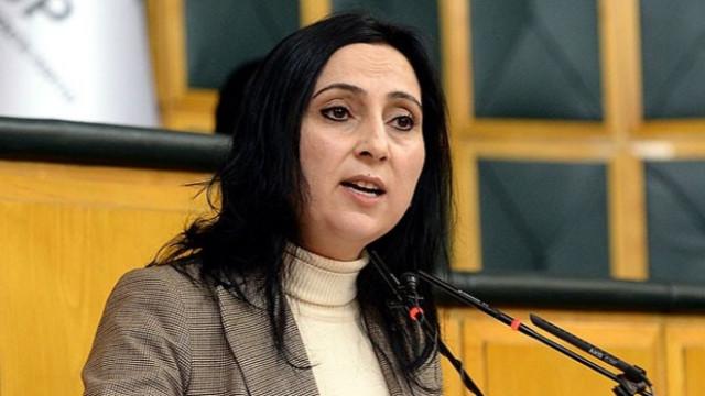 Eski HDP Eş Genel Başkanı Figen Yüksekdağ'ın tutukluluk halinin devamına karar verildi