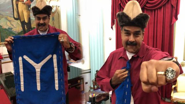 Maduro Diriliş Ertuğrul hayranı çıktı. Maduro kimdir?