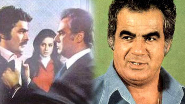 Yeşilçam oyuncusu Nasır Melek hayatını kaybetti