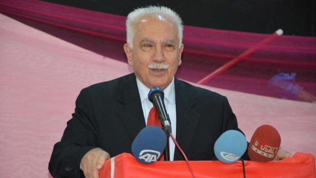 Doğu Perinçek: FETÖ 24 Haziran seçimlerinde HDP'yi destekleme talimatı yolladı