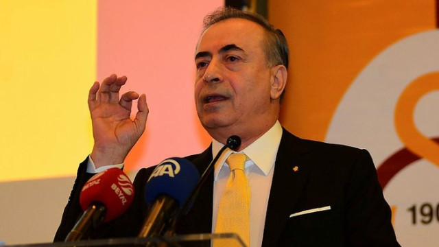 Galatasaray Başkanı Mustafa Cengiz'den Trezeguet açıklaması