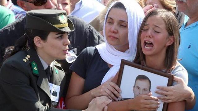 Şehit Güzel'in faili Tunceli'de etkisiz hale getirildi