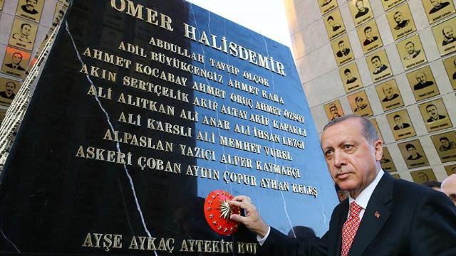 Erdoğan'ın 15 Temmuz  programı belli oldu