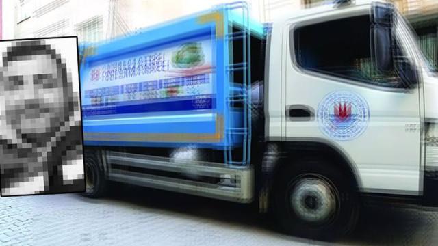 Çöp kamyoncularının ilişkisi belediyeyi karıştırdı