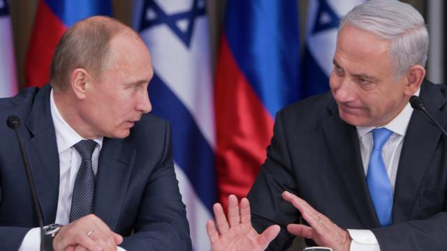 Netanyahu:  Esad ile sorunumuz yok