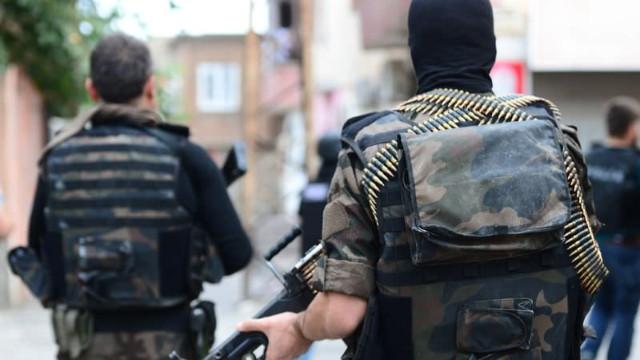 3 Fransız 16 terörist Şırnak'ta yakalandı