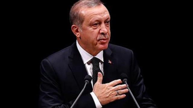 Cumhurbaşkanı Erdoğan'dan Kuran tilaveti