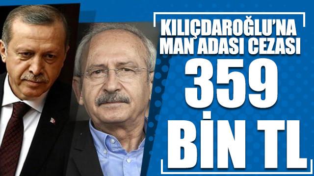 Kılıçdaroğlu'na Man Adası cezası… 359 bin TL