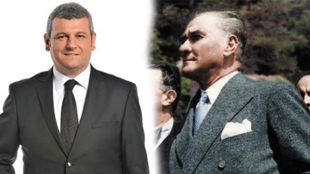Atatürk'e hakaret etmek için Erdoğan'ı kullanmayın…
