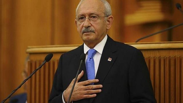 Kemal Kılıçdaroğlu'ndan MYK'ya teşekkür