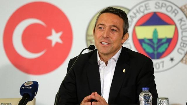 Ali Koç'tan Fenerbahçeli taraftarlara çağrı