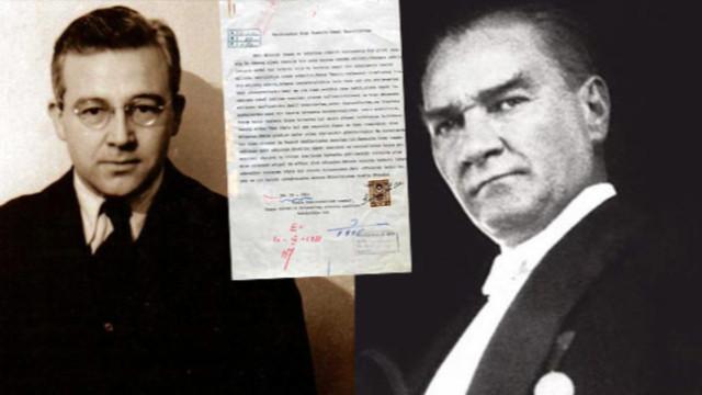 Sabahattin Ali'nin Atatürk'e yazdığı mektup ortaya çıktı