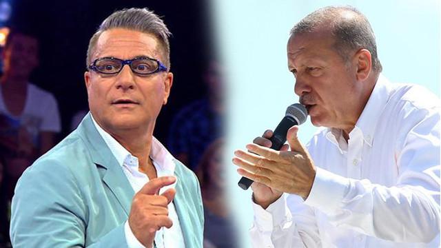 Mehmet Ali Erbil'den Cumhurbaşkanı Erdoğan'a destek
