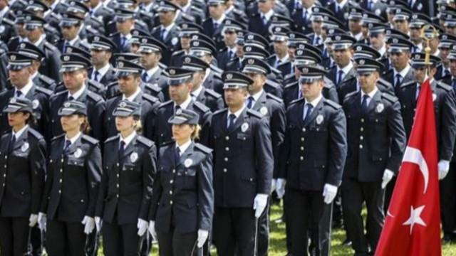 Polis Meslek Yüksekokullarına 2 bin 500 polis alınacak