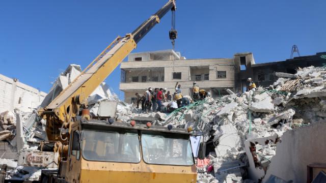 Suriye'de patlama: 32 ölü 45 yaralı