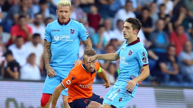 Medipol Başakşehir evinde Trabzonspor'u mağlup etti