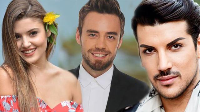 Murat Dalkılıç ve Hande Erçel Kerimcan Durmaz'ı engelledi