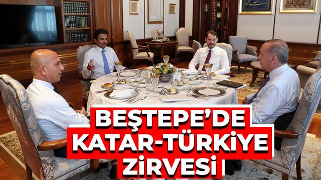 Az Önce! Katar Türkiye'ye 15 milyar dolar yatırım yapacak