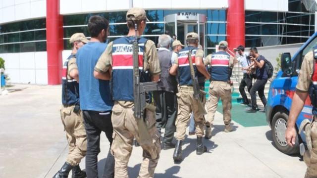 Adıyaman'da 4 askerin şehit olmasıyla ilgili belediye başkanları adliyede