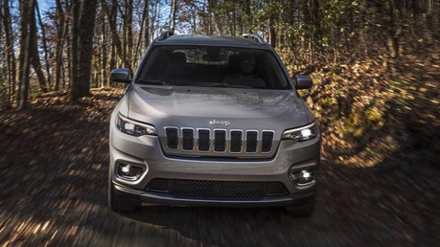 Jeep Cherokee yenilenen haliyle tanıtıldı