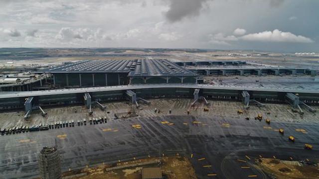 Yeni Havalimanı'nda toplu taşıma ihalesi iptal edildi