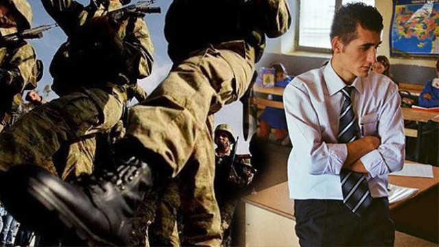 Bedelli askerlikte öğretmenlere büyük kolaylık