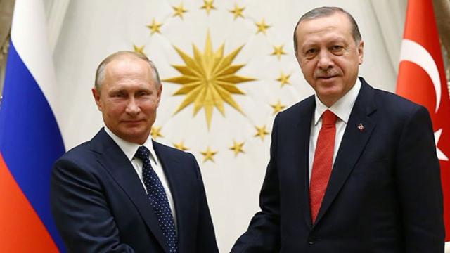 Erdoğan ve Putin'in görüşme tarihi belli oldu