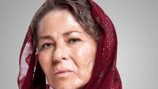 Gülperi dizisinde Fatma Taşkın'ın(Şefika Ümit Tolun) yüzüne ne oldu, rol gereği mi?