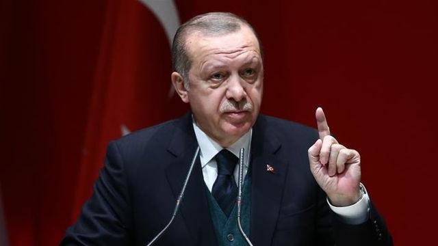 Cumhurbaşkanı Erdoğan: Bana sormadan istifa etmeyin