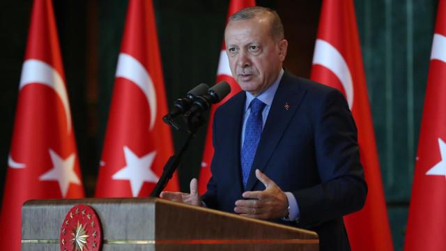 Cumhurbaşkanı Erdoğan'dan Brunson ve Cemal Kaşıkçı açıklaması