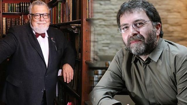 Ahmet Hakan'dan Celal Şengör çıkışı: Ne b.k yiyeceğine karışacak değiliz