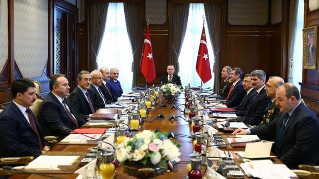 Savunma Sanayii İcra Komitesi toplantısı sona erdi. Toplantının ardından kritik açıklama